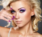 radiant orchid make up