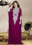 radiant orchid pakistani dress