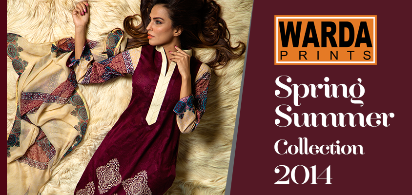 Warda summer collection 2014