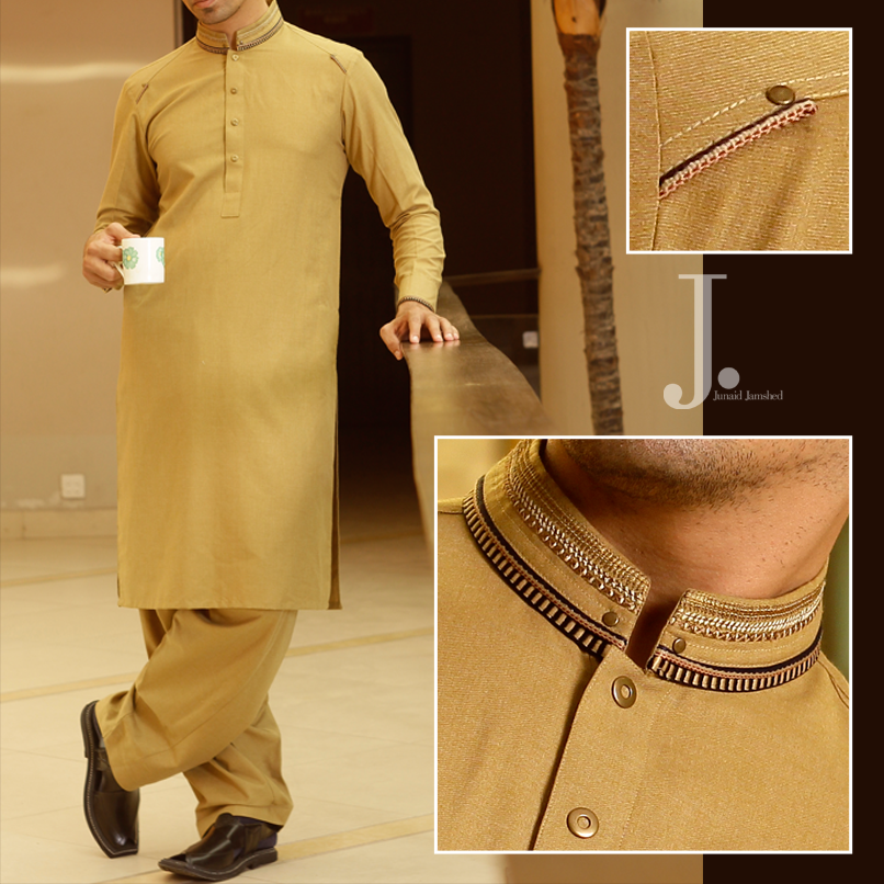 Junaid Jamshed Clothing 2014 For Men Latest Asian Fashions