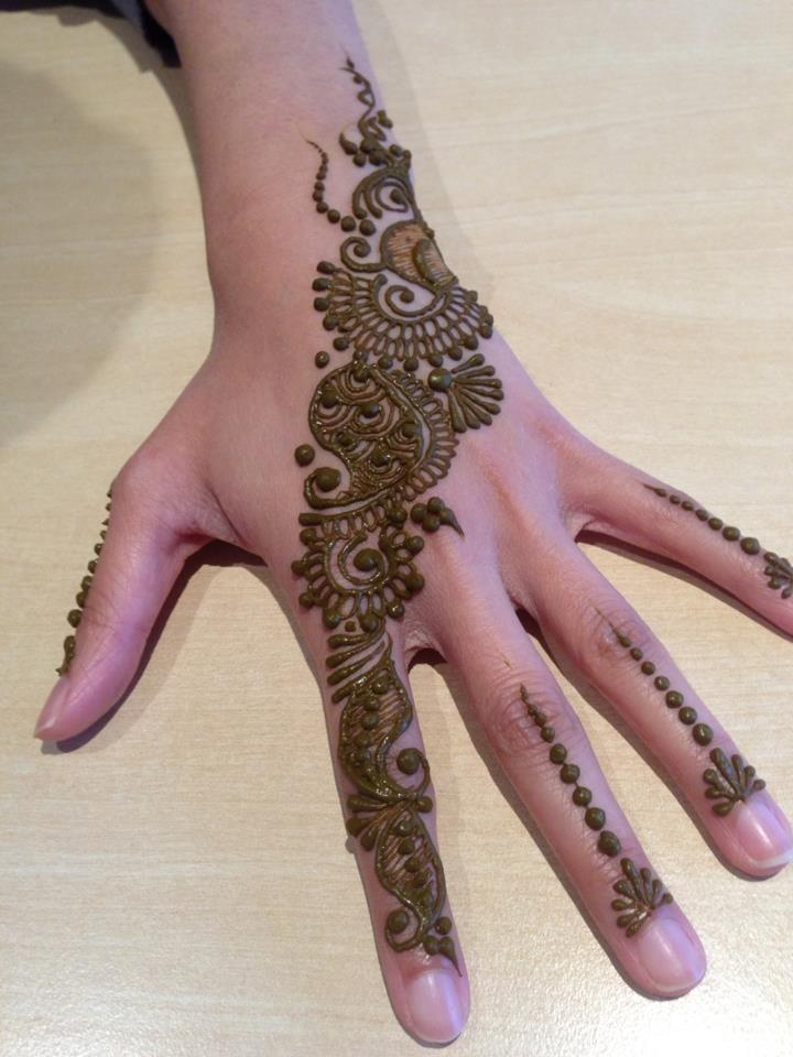 Arabian Mehndi Style : New arabic mehndi designs life with style male