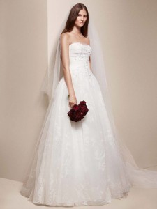 Davids bridal ball gown dress
