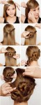 Long hairstyle tutorial 2014