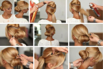 New updo hair styles for wedding