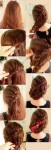 Updo hairstyle tutorial 2014