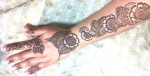 latest arabic mehndi designs 2014
