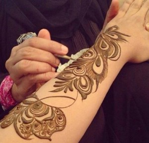 Arabic mehndi designs for eid 2014