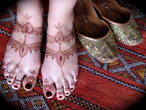 Indian mehndi designs for feet 2014