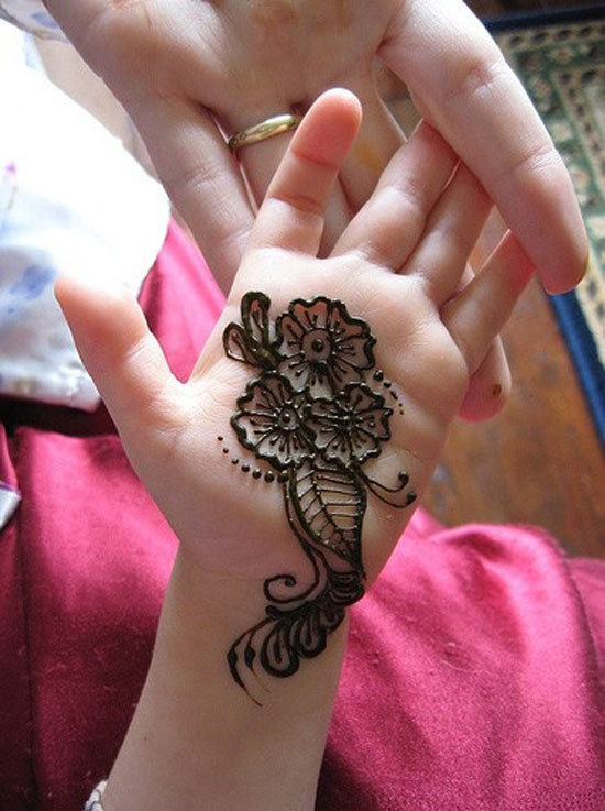 Simple Arabic Mehndi Designs 2014 For Hands Amp Feet