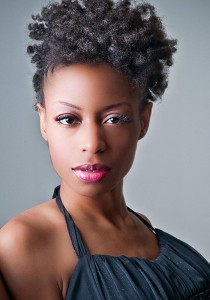 Short spiky hairstyles for black women