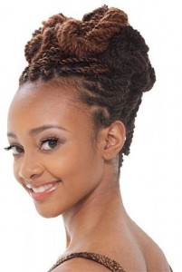 new braided hairstyles for black women