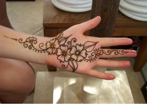 Beautiful arabic mehndi designs for hands 2014-15