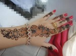 latest mehndi patterns for hands