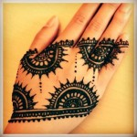 moroccan mehndi designs for Eid 2014