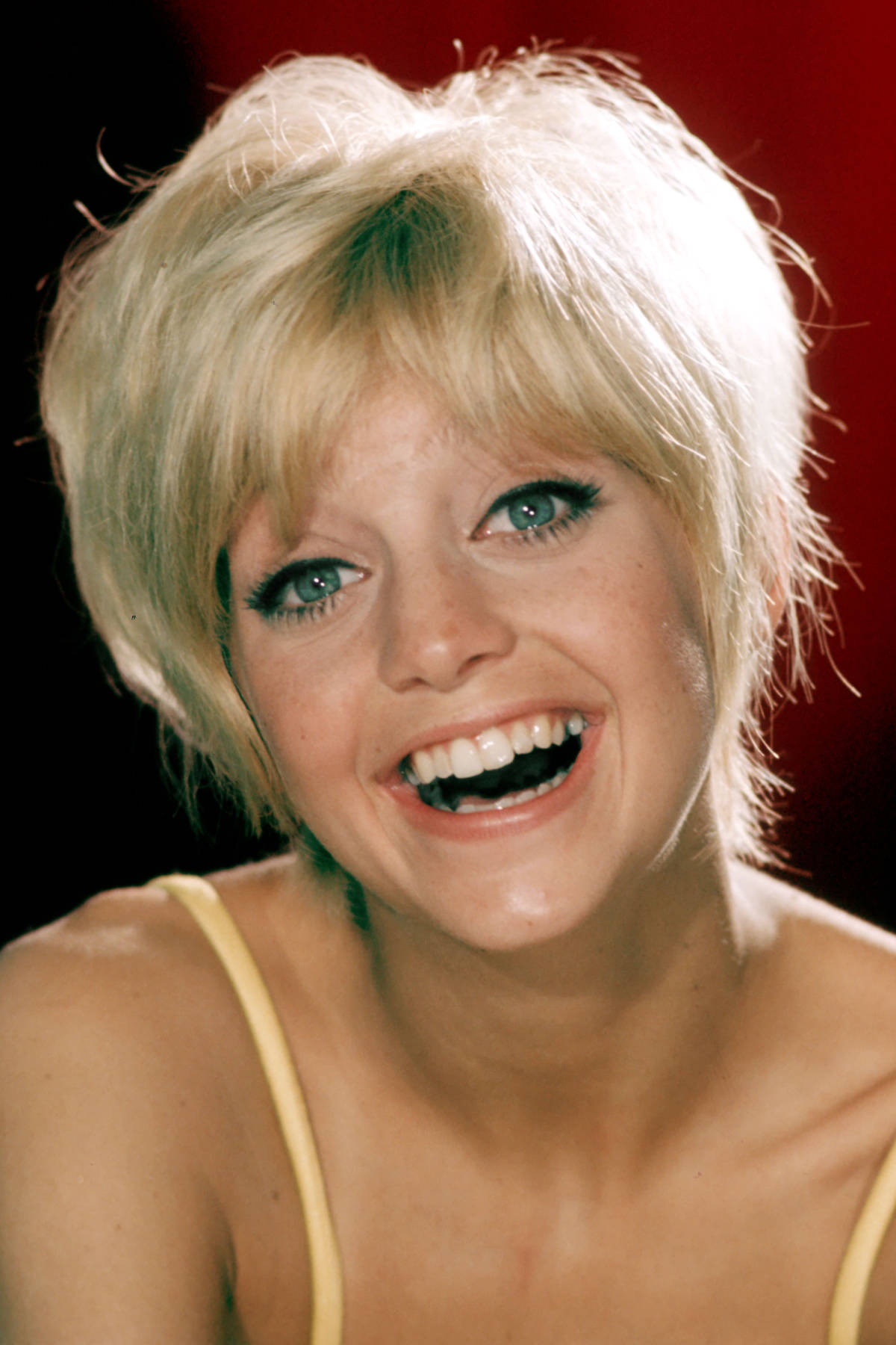 Goldie Hawn celebrity hairstyles for women