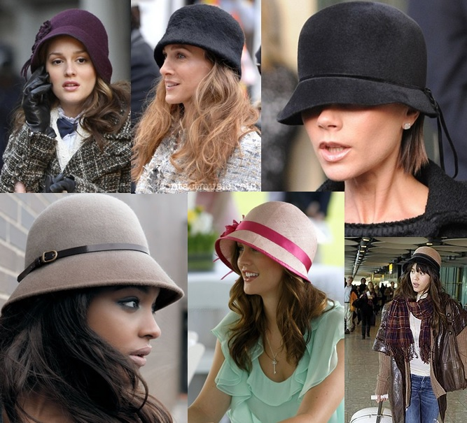 Hats for Hairstyles