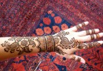 Latest Indian mehndi for hands