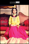 Latest eid dresses for kids by leisure club 2014