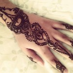 Mehndi patterns for Eid 2014-15