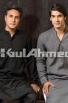 Mens Kurta Shalwat Designs Gul Ahmed 2014