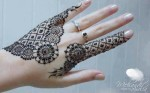 New arabic mehndi for hands