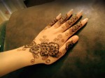 New arabic mehndi patterns for wedding