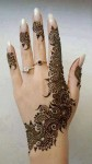 New indian mehndi designs 2014