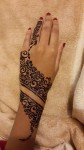 Pakistani mehndi deasigns for Eid 2014