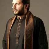 Shahid Afridi Kurta Collection 2014