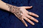 Simple henna patterns for hands
