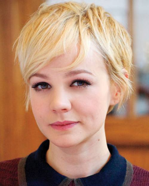 carey mulligans latest pixie for girls 2014