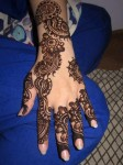 mehndi desings for girls 2014