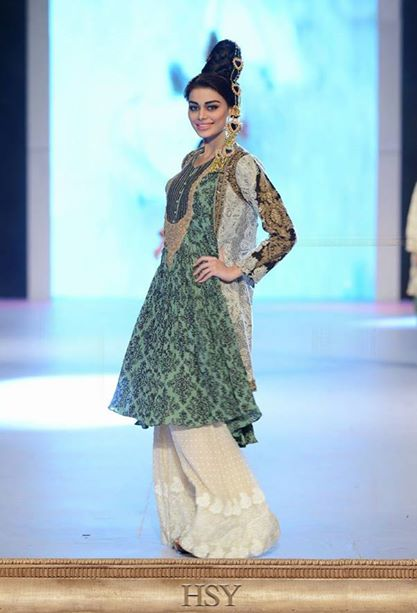 Casual frock designs by HSY