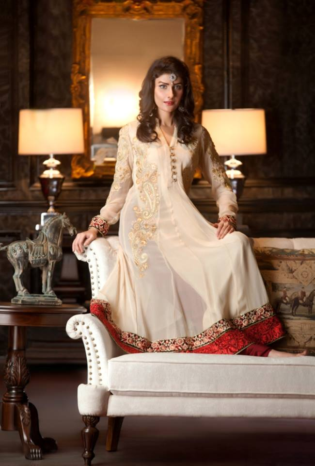 Semi Formal threads and motifs Collection 2014