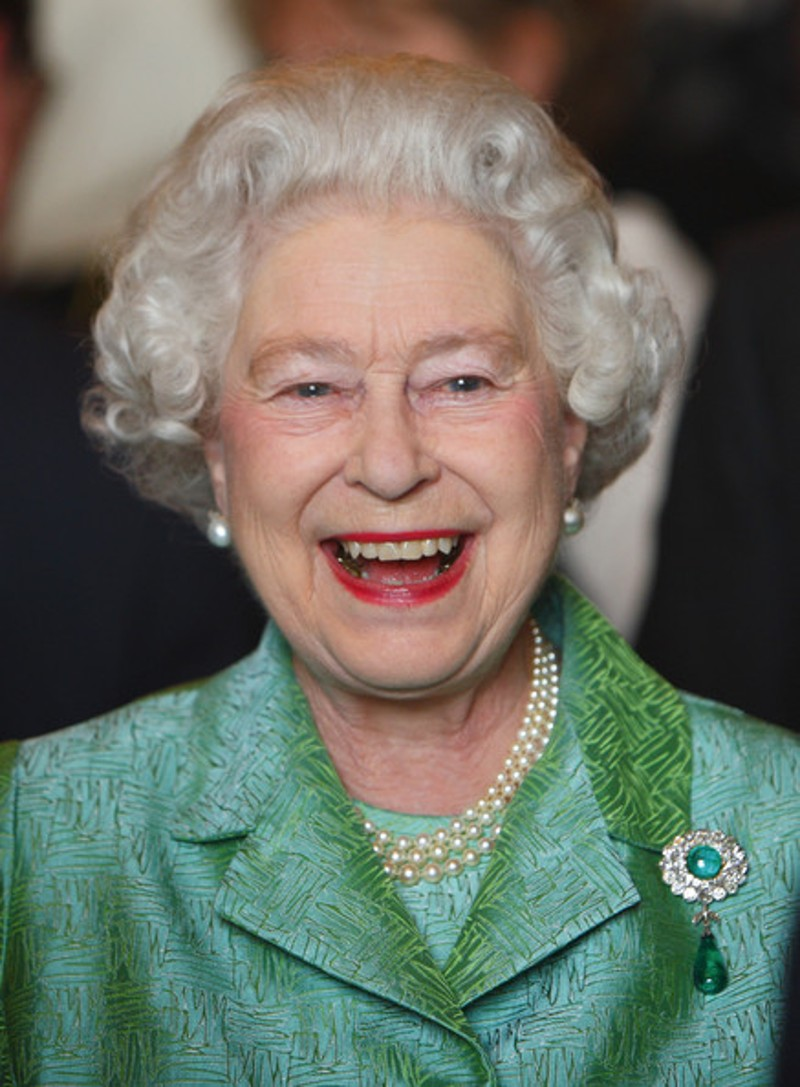 queen elizabeth II hairstyles for for older women 2014