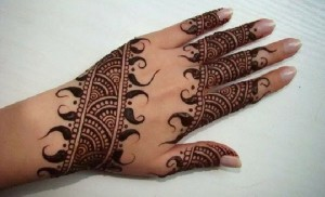 Best Easy simple mehndi for hand