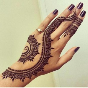 Arabic Mehndi Designs 2015