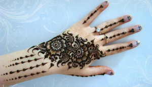 Latest Henna Designs 2015