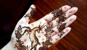 Latest Mehndi pictures girls