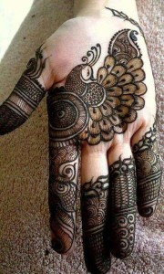 Stylish Mehndi Patterns