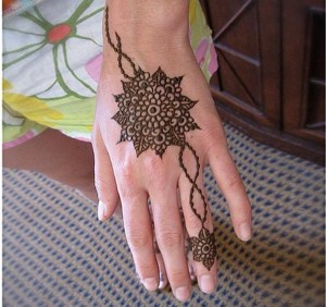 Stylish Mehndi Designs and Henna Patterns