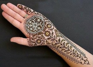 Wedding Mehndi Designs 2015
