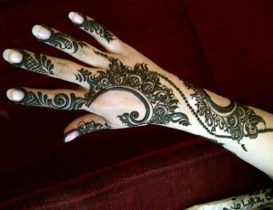 New Mehndi Patterns 2015