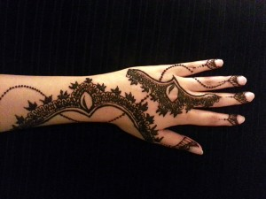 Simple Easy Mehndi Designs