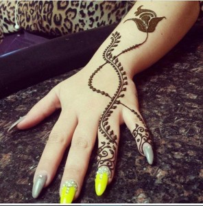 My Latest Pakistani Henna Designs