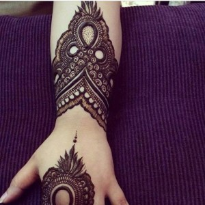 Cool Mehndi Designs for Arms