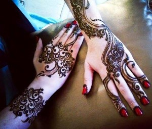 Mehndi Designs for Hands and Arms