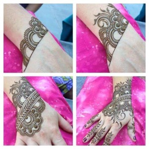 Women Mehndi Designs Patterns