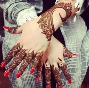Bridal Mehndi Designs for Wedding 2015