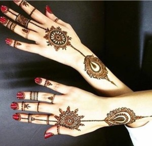 Latest Eid Mehndi Collection